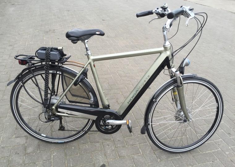 Site fiets